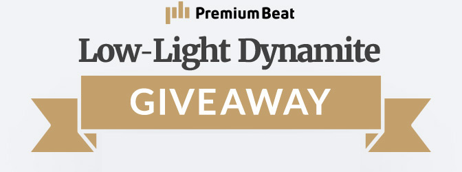 Low-Light Giveaway